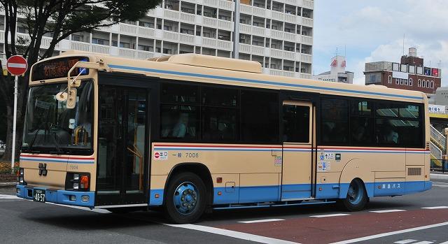 阪急バス~エルガ・ワンステップバス  7006_a0164734_2251730.jpg