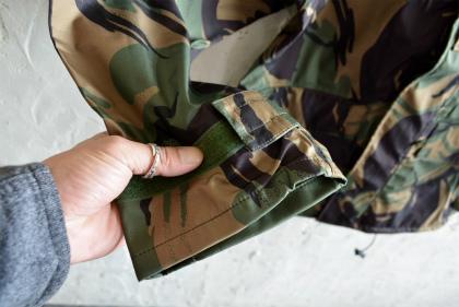 U.K. army DPM gore-tex jacket dead stock_f0226051_13362079.jpg