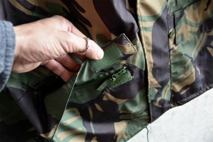 U.K. army DPM gore-tex jacket dead stock_f0226051_13365140.jpg
