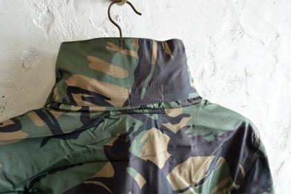 U.K. army DPM gore-tex jacket dead stock_f0226051_13465588.jpg