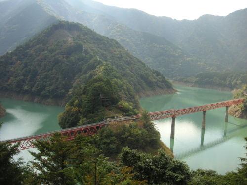 大井川鉄道とサイクリング_b0332867_14430450.jpg