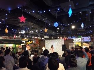 うちやえゆか&池田 彩 ツーマンアニソンミニライブでした!_a0087471_17154673.jpg