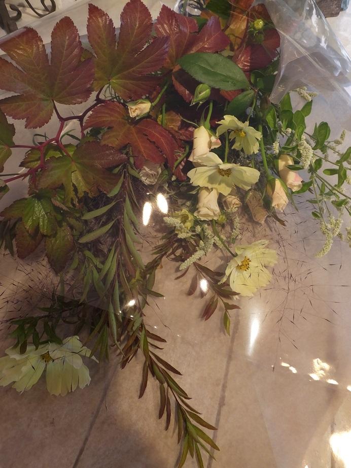 オークリーフ花の教室(落合さんの作品)_f0049672_17225087.jpg