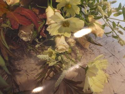 オークリーフ花の教室(落合さんの作品)_f0049672_17231049.jpg