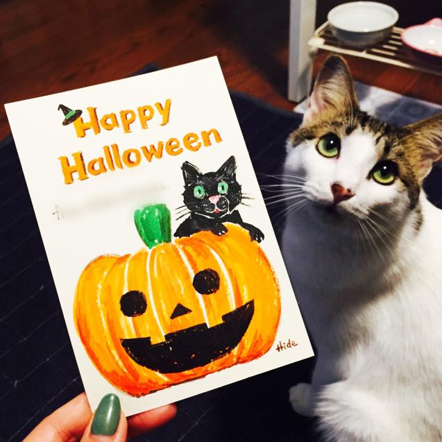 Happy Halloween_d0343573_10383668.jpg