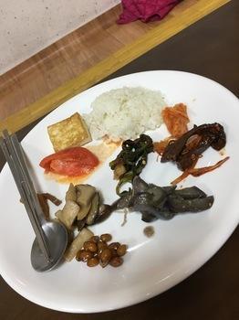 ソウルから大邱へ。韓国のおいしい味と美術作家さんたちに会いに。その3 テンプルステイ&民画作家さんのアトリエへ_a0223786_12482827.jpg