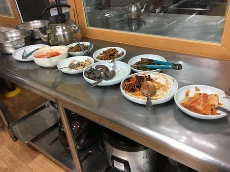 ソウルから大邱へ。韓国のおいしい味と美術作家さんたちに会いに。その3 テンプルステイ&民画作家さんのアトリエへ_a0223786_12585970.jpg