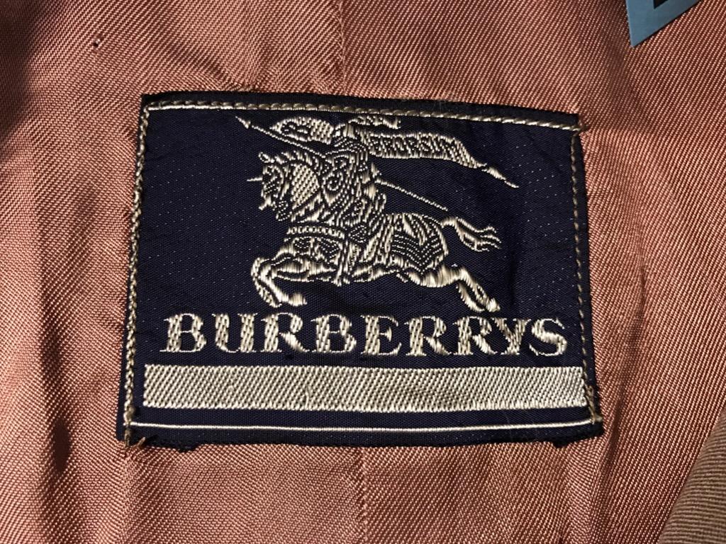 神戸店10/22(土)Texasスーペリア入荷!#3  Harris Tweed,Burberry,Trad Item!!!_c0078587_16484421.jpg