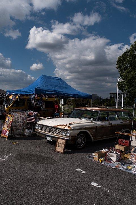 トヨスタはアメ車のお祭り_d0353489_1224443.jpg