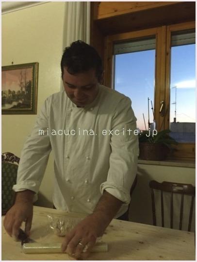 2015年イタリア食旅行記④  レッチェでの料理レッスン ルイージ編 _b0107003_22404323.jpg