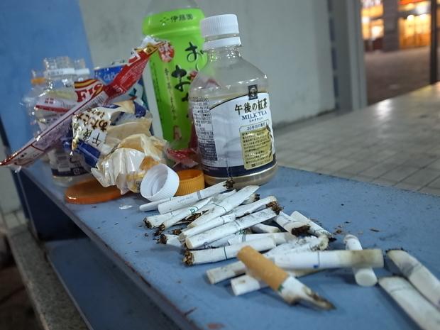 清掃活動@岡山駅東口_f0197703_10221045.jpg