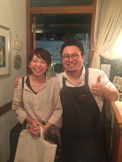 ユミちゃんのサプライズ送別会_c0130206_21033074.jpg