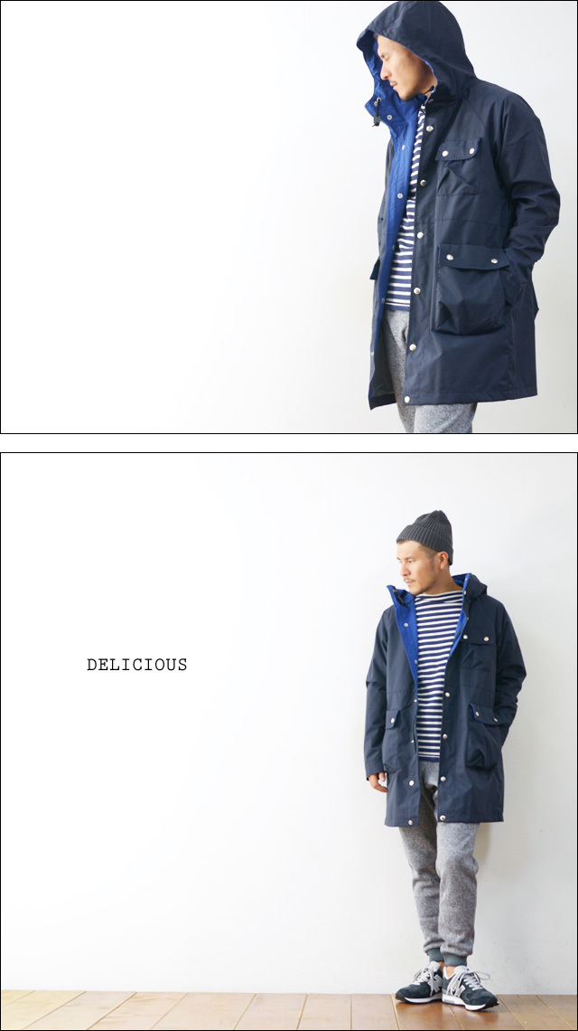 DELICIOUS [デリシャス] LONG MT.PARKA [DB-1382] MEN\'S_f0051306_19442972.jpg