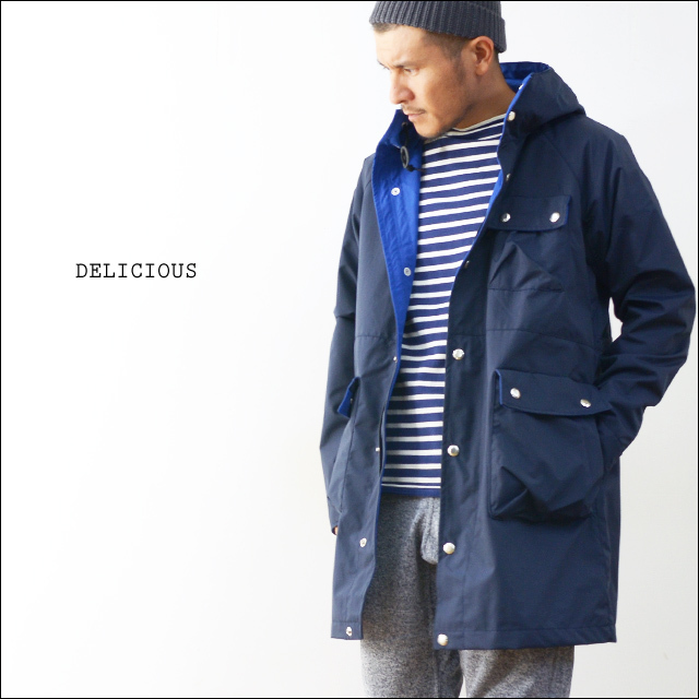 DELICIOUS [デリシャス] LONG MT.PARKA [DB-1382] MEN\'S_f0051306_19443031.jpg