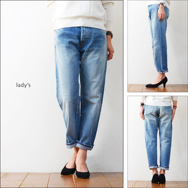 ordinary fits [オーディナリー フィッツ] 5PKT ANKLE DENIM USED2 5YEAR [OM-P020US2] MEN\'S/LADY\'S_f0051306_20000661.jpg