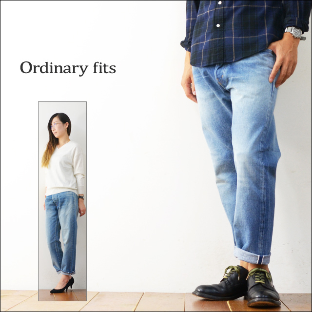 ordinary fits [オーディナリー フィッツ] 5PKT ANKLE DENIM USED2 5YEAR [OM-P020US2] MEN\'S/LADY\'S_f0051306_20000770.jpg
