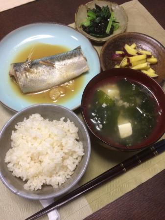 サバの味噌煮_d0235108_20111693.jpg
