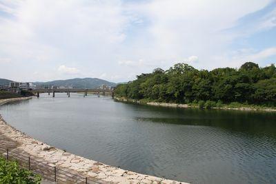 川を眺める_b0289422_18222926.jpg