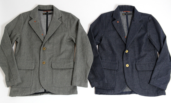 Wool Nel Chambray 4B Jacket_e0142928_16594253.jpg