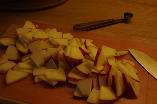 りんごジャムは豚肉料理に合うのです_c0341450_17443513.jpg