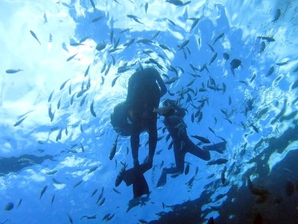 ボートで青の洞窟行けています!!_a0156273_18464686.jpg