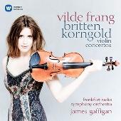 Korngold & Britten : Vn-Con@Vilde Frang,James Gaffigan / hrSO_c0146875_0141015.jpg