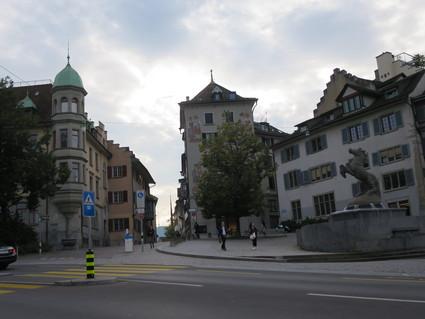 スイスの車窓(Visp~Zurich)から~♪_c0212604_23591230.jpg