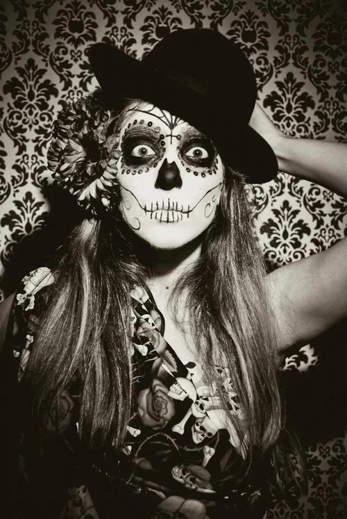 DIA DE LOS MUERTOS「死者の日」メキシコ_f0157505_13113942.jpg