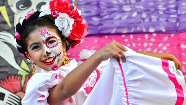 DIA DE LOS MUERTOS「死者の日」メキシコ_f0157505_13231127.jpg