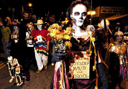 DIA DE LOS MUERTOS「死者の日」メキシコ_f0157505_13233691.jpg