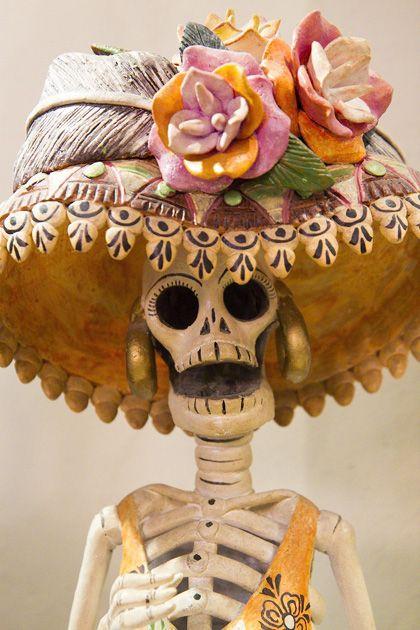 DIA DE LOS MUERTOS「死者の日」メキシコ_f0157505_1365991.jpg