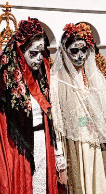 DIA DE LOS MUERTOS「死者の日」メキシコ_f0157505_1374862.jpg