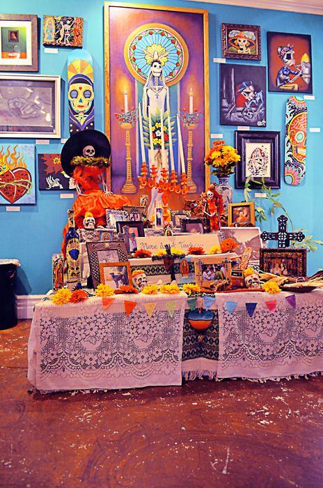 DIA DE LOS MUERTOS「死者の日」メキシコ_f0157505_138152.jpg