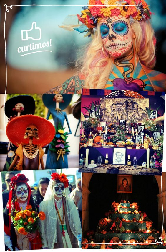 DIA DE LOS MUERTOS「死者の日」メキシコ_f0157505_138182.jpg