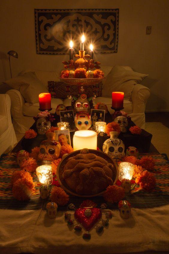 DIA DE LOS MUERTOS「死者の日」メキシコ_f0157505_1383625.jpg