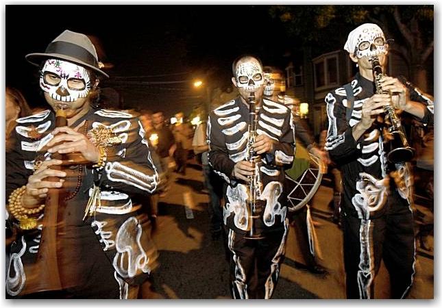 DIA DE LOS MUERTOS「死者の日」メキシコ_f0157505_15112177.jpg