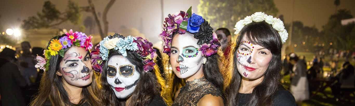 DIA DE LOS MUERTOS「死者の日」メキシコ_f0157505_15113860.jpg