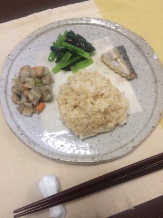 小松菜の韓国のり和え_d0235108_08023382.jpg