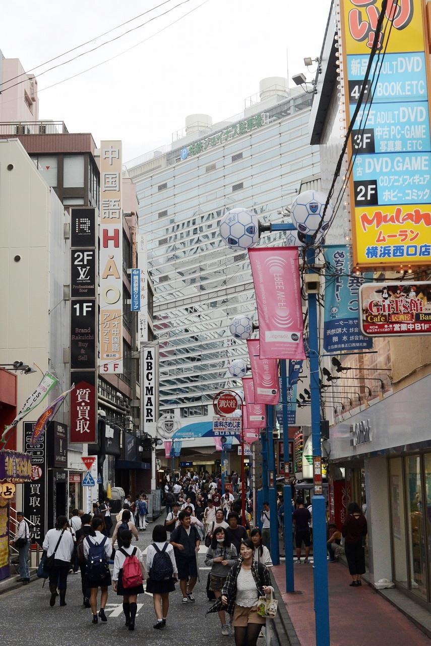 横浜駅西口_d0065116_20242943.jpg