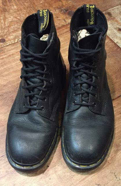 10/22(土)入荷商品! MADE IN ENGLAND Dr Martin boots !!_c0144020_14395889.jpg
