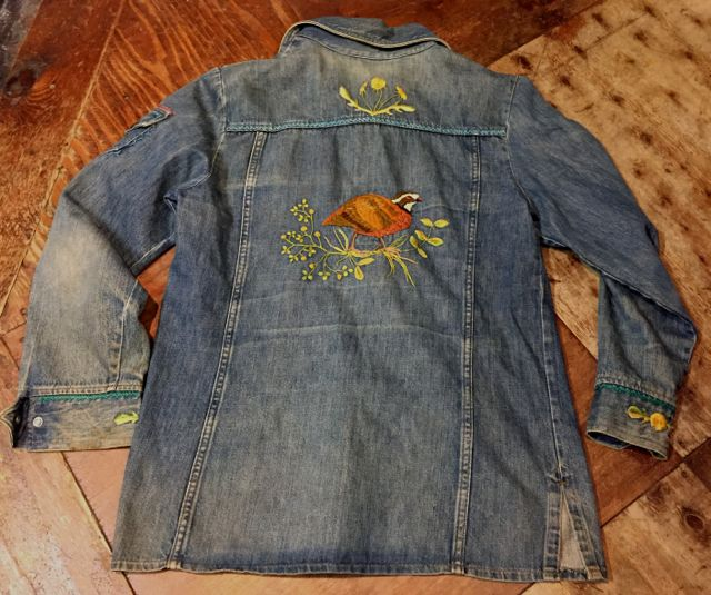 10/22(土)入荷商品!70s Levi\'s Denim shirts Jacket!_c0144020_1445195.jpg