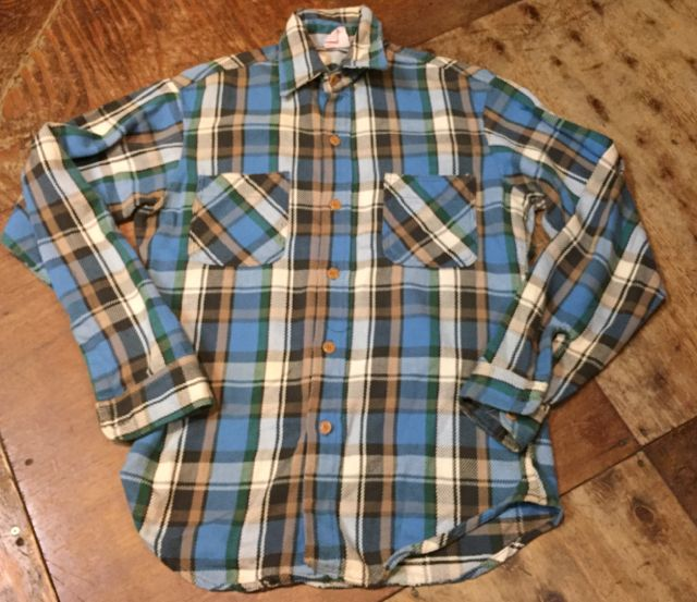 10/22(土)入荷商品!BIGMAC ビッグマック ネルシャツ! サイズS_c0144020_14574619.jpg