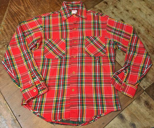 10/22(土)入荷商品!BIGMAC ビッグマック ネルシャツ! サイズS_c0144020_145826.jpg