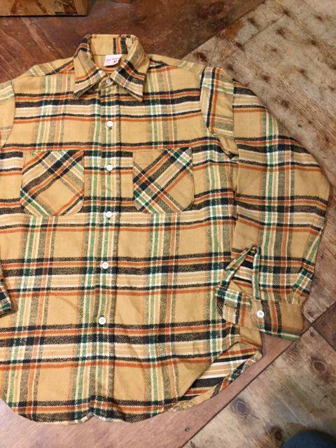 10/22(土)入荷商品!70s〜ビッグマック BIGMAC ネルシャツ!_c0144020_157882.jpg