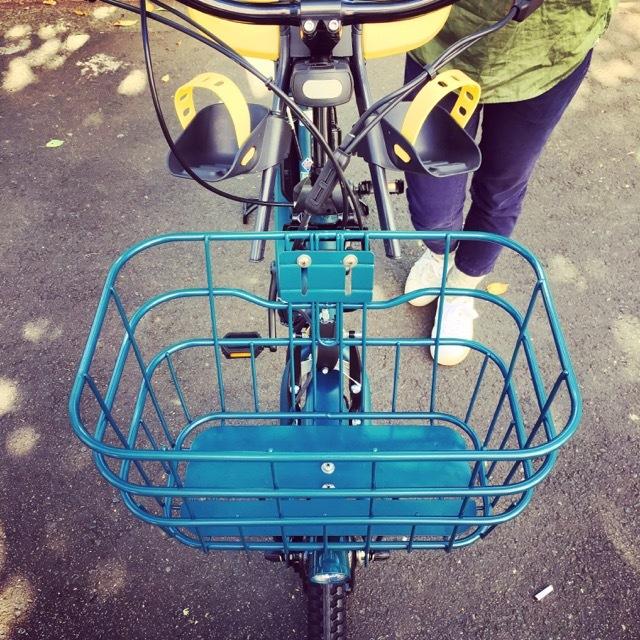 bikkeGRI ビッケグリ bikke ビッケ おしゃれ自転車 ママチャリ 電動自転車 Yepp ステップクルーズ_b0212032_13332494.jpg