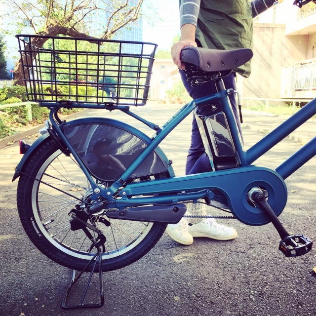 bikkeGRI ビッケグリ bikke ビッケ おしゃれ自転車 ママチャリ 電動自転車 Yepp ステップクルーズ_b0212032_13334180.jpg