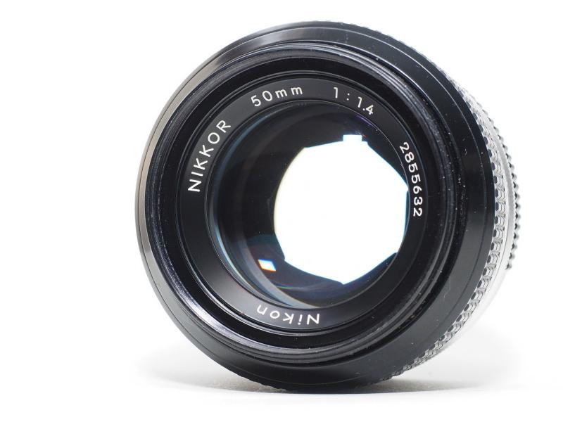 Nikkor 50mm F1.4_c0109833_17051611.jpg