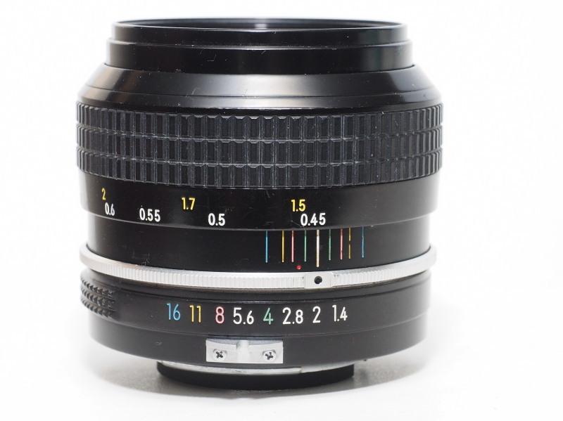 Nikkor 50mm F1.4_c0109833_17060095.jpg