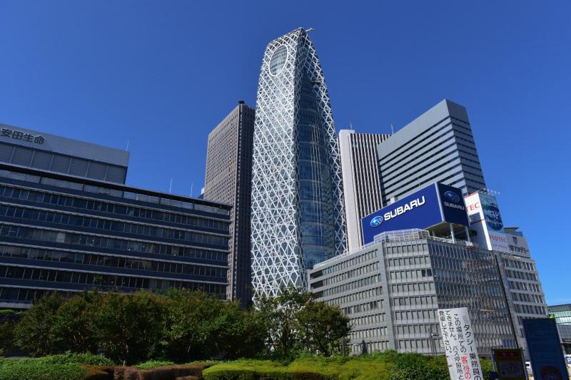 7年ぶりの東京新宿_d0246136_17224800.jpg