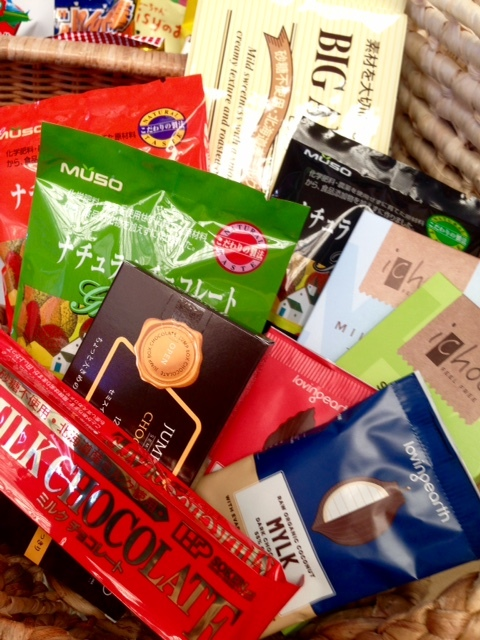 チョコレート入荷してますよー_b0279058_15585270.jpg